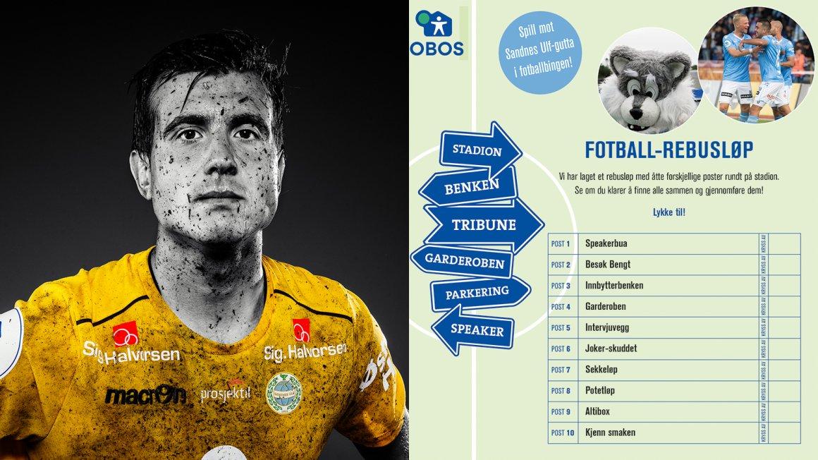 Fotballhelg med Åpen dag og seriekamp