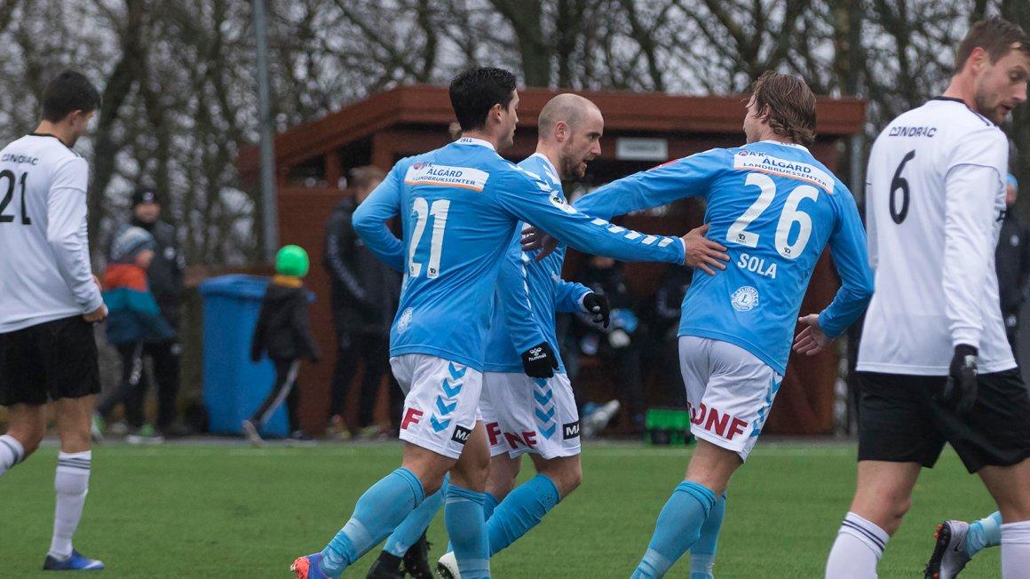 TV: Roy sørget for 1-1 mot Arendal