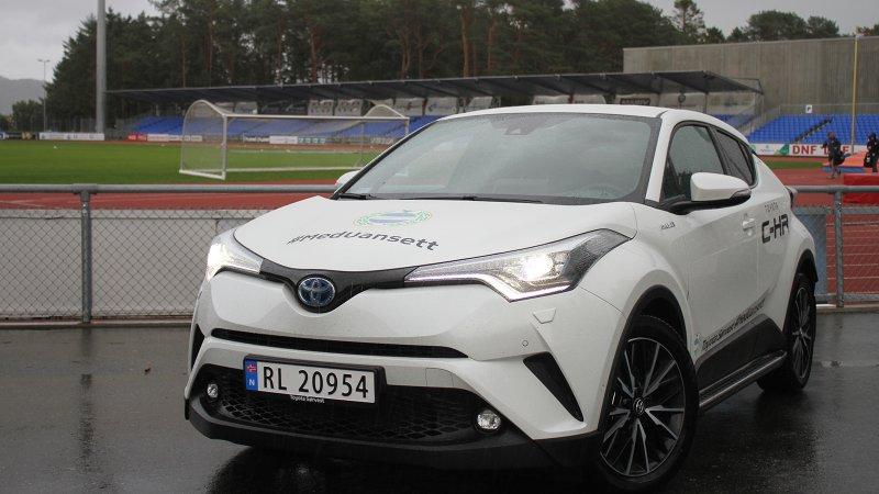 Toyota Sørvest er #MedUansett.