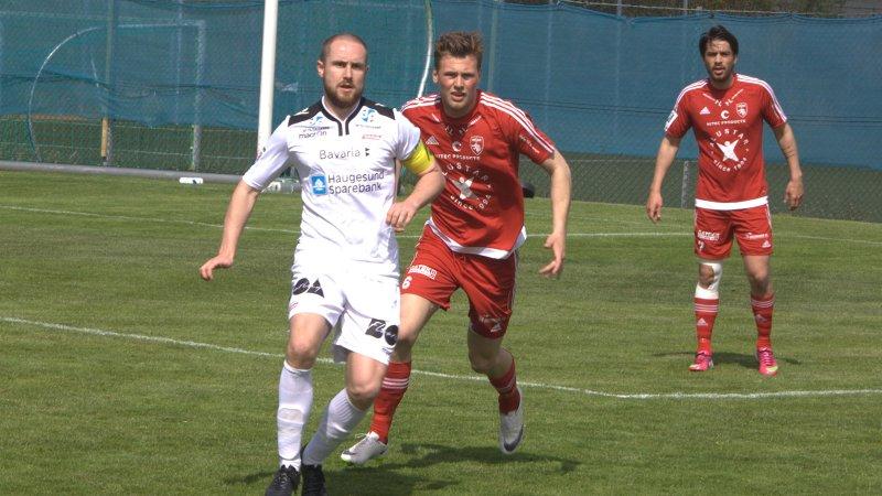 Miljeteig har tidligere vært kaptein for Vard i 2. divisjon