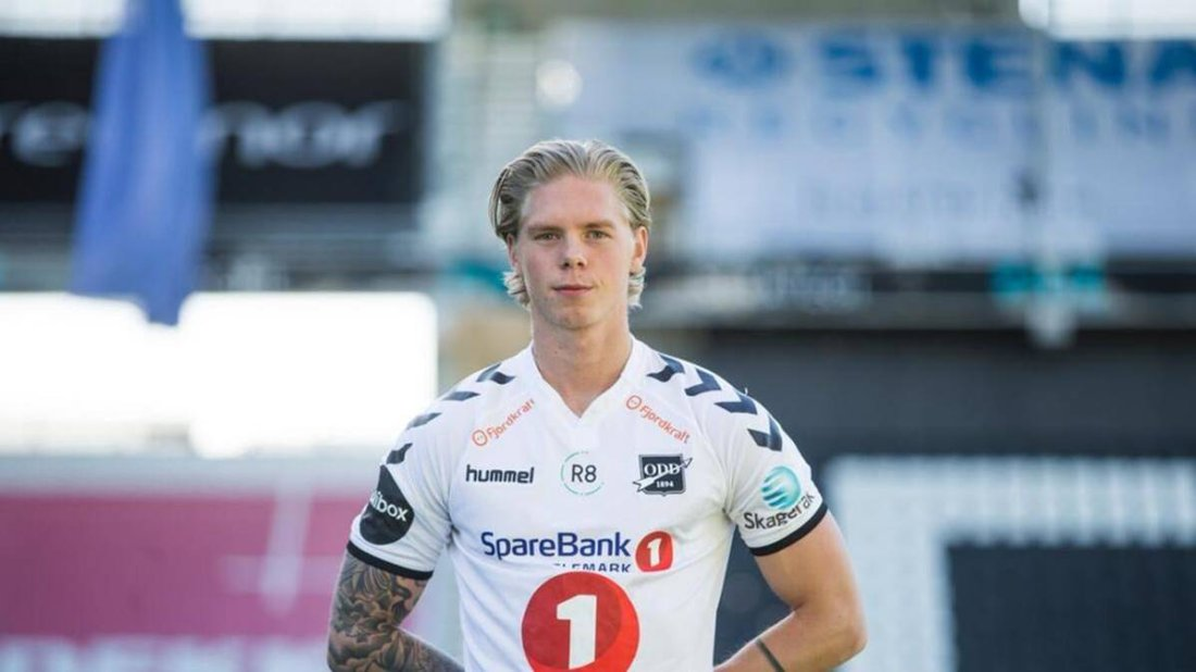 Andre Sødlund, Odd