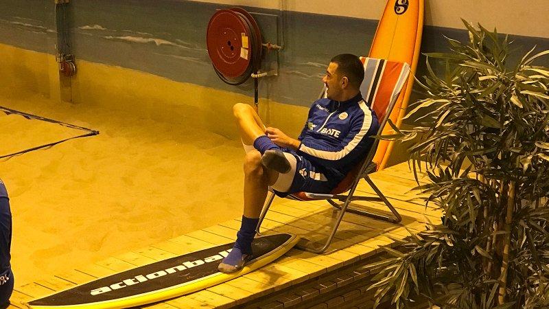 Sanel Kapidzic trivdes med en smak av sommer.